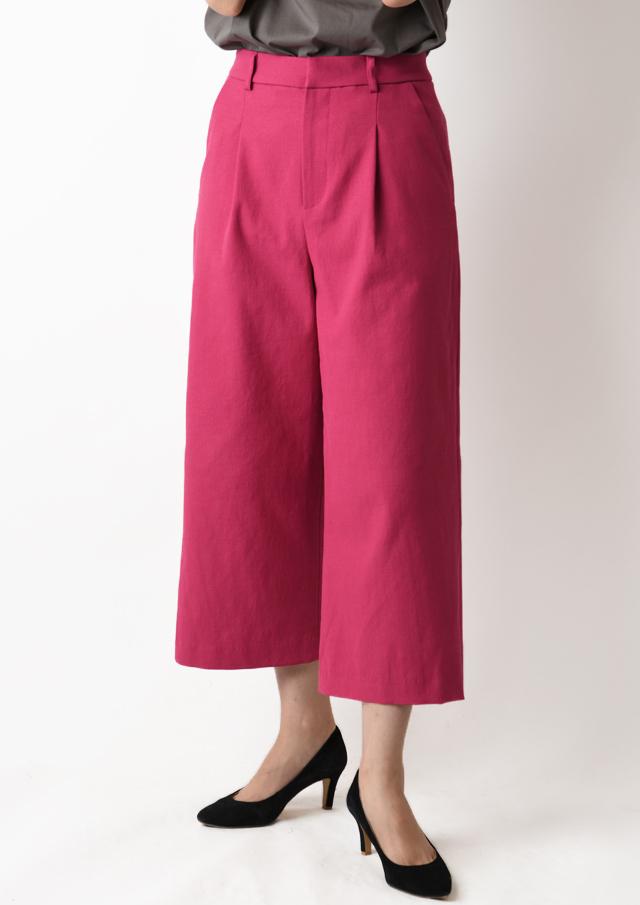 【2020】ドライオックスセミワイド裾ベンツパンツ【HU2960】【26】