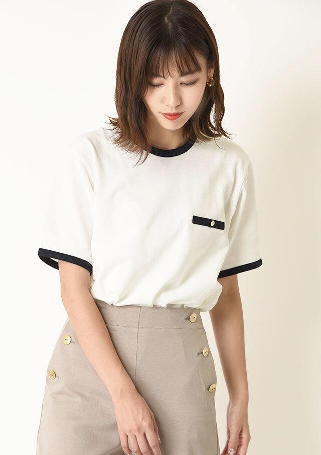 ◇◆コットン鹿の子Tシャツ【HW071005】【61】
