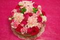 母の日プレゼントフラワーケーキ