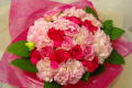 母の日プレゼントフラワーブーケ(ピンク)
