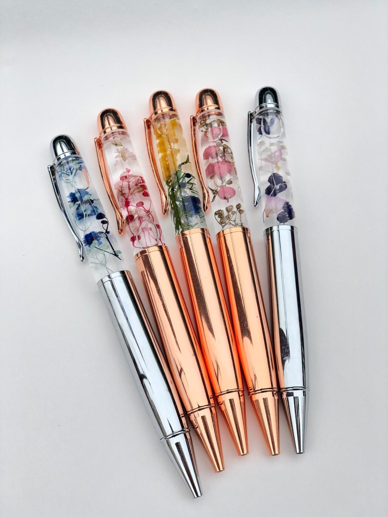 ハーバリウムペン 5本 [HERP-15000-1]