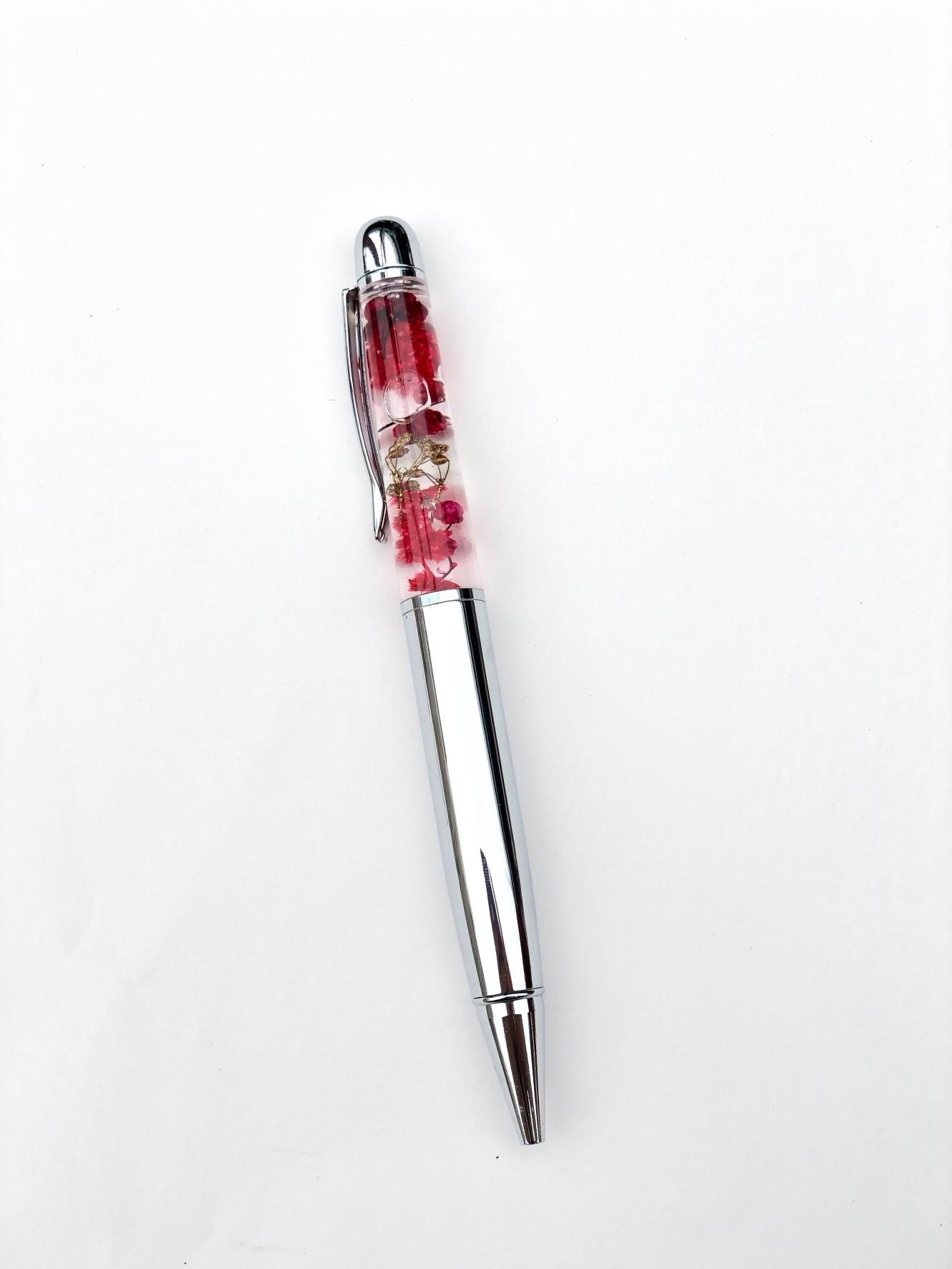 ハーバリウムペン シルバー [HERP-3000-6]