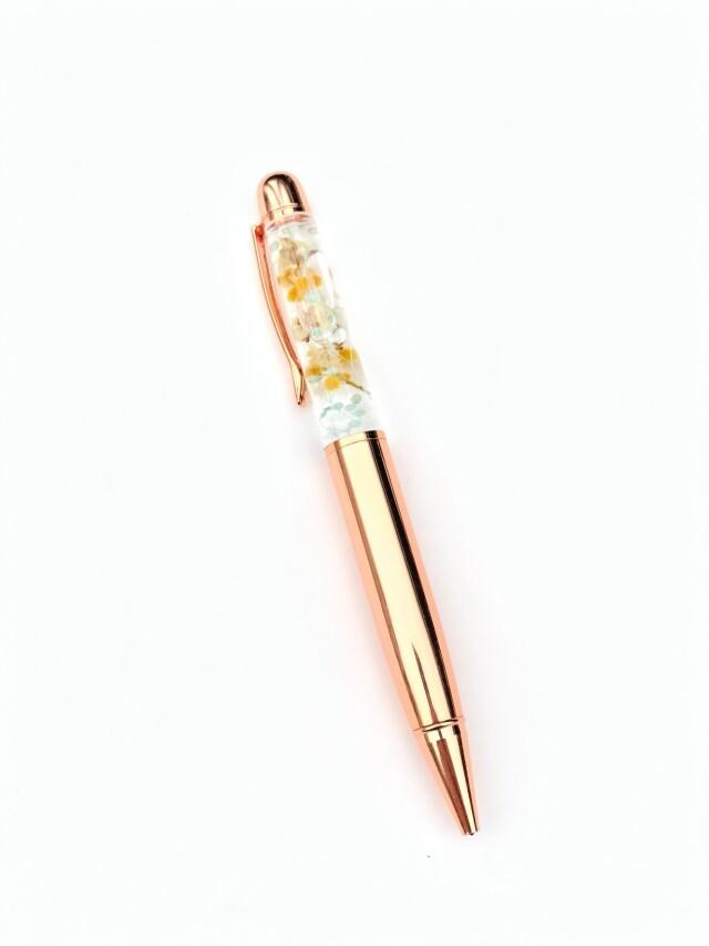 ハーバリウムペン ゴールド [HERP-3000-4]