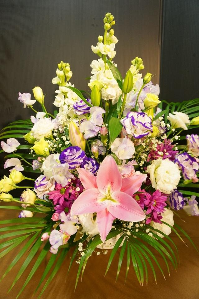 お仏壇の前に飾る花 Lサイズ