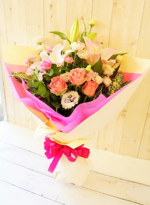 プリティパレット☆ピンクの花束☆