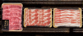 【波奈のギフト・送料無料】鹿児島県産黒毛和牛黒豚詰合せ