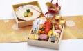 【送料無料】波奈のおせち一段重+ふぐてっさ 匠福(しょうふく)