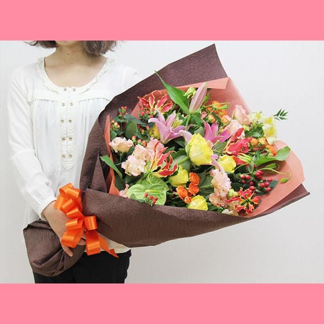 花束12000円クラス