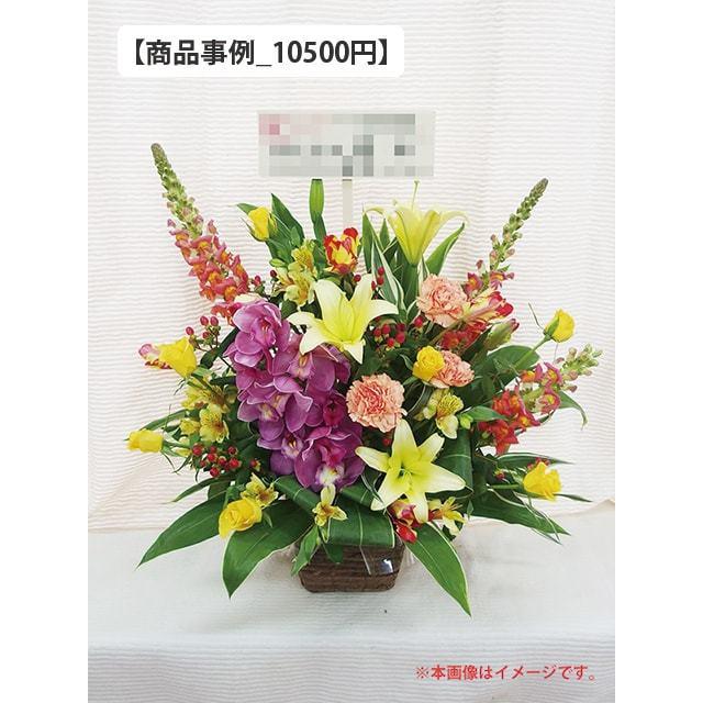 アレンジ事例10000円クラス