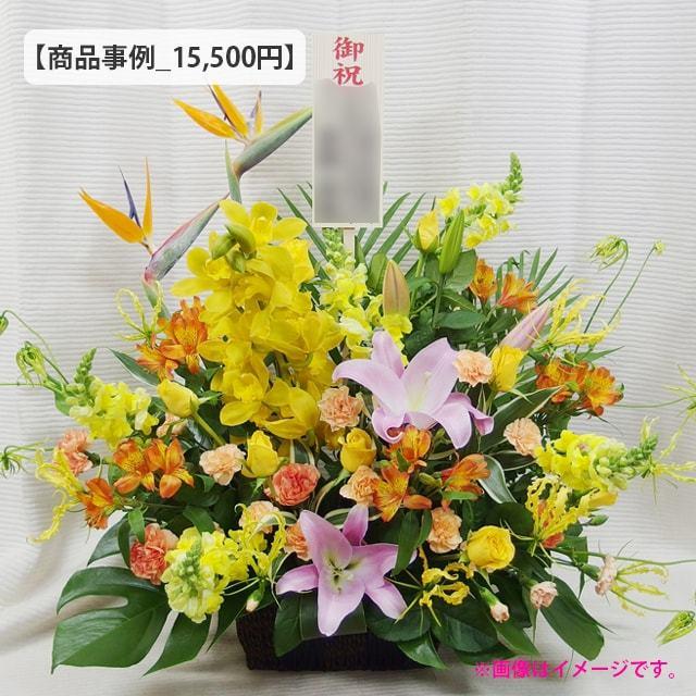 アレンジ事例1万5千円クラス