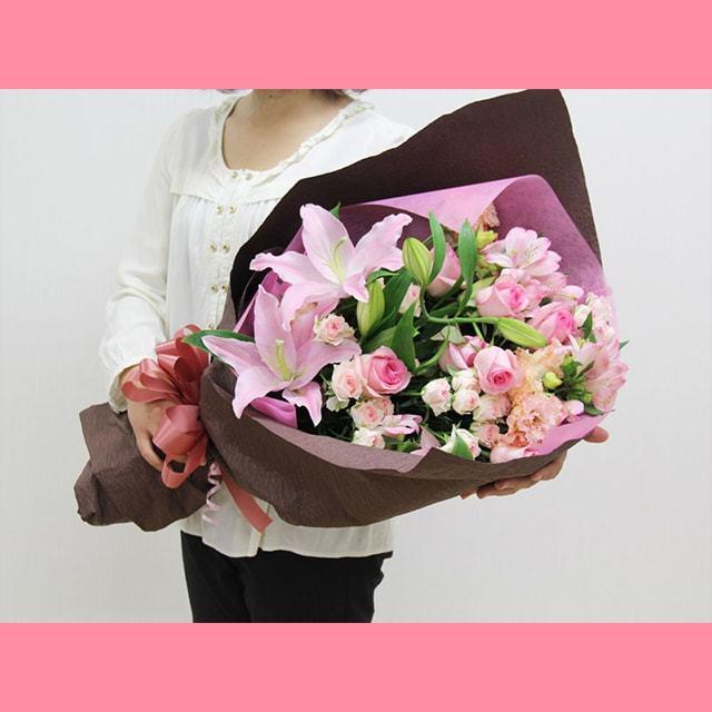 花束10000円クラス