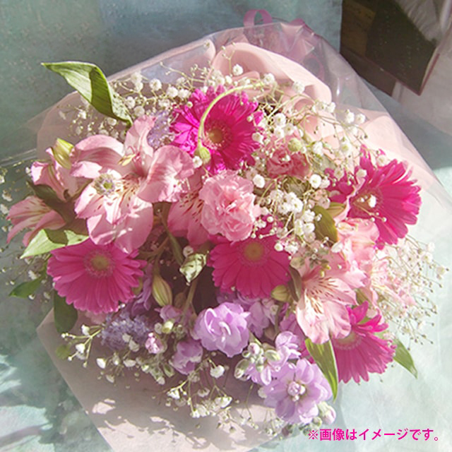 花束事例3000円クラス