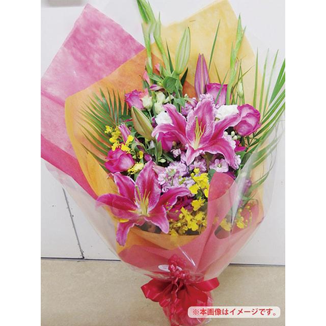 花束事例8千円クラス