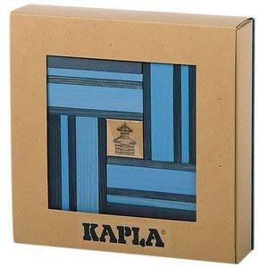 カプラ  KAPLA® ブック付きカラー 青セット