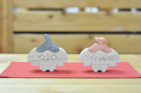 雛人形 遊プラン・小黒三郎 桜の花びな