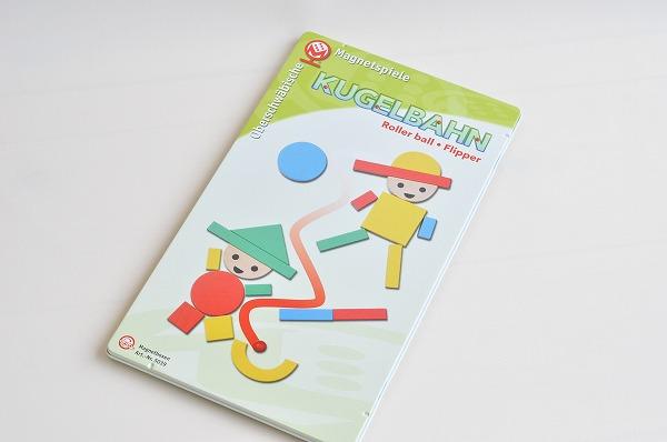 マグネット遊び マグネットシュピーレ社(Magnetspiele) 缶入フリッパー