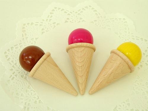 ままごと・食材 ハバ社(HABA) HABA・アイスクリーム