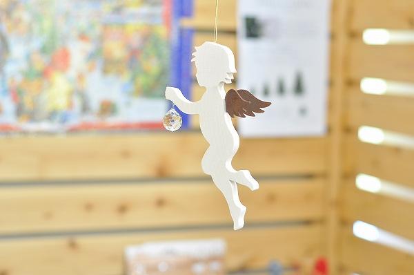 【15周年クリスマスセールで15%引き】 クリスマスインテリア ヴァルトファブリック社(Waldfabrik) 天使のモビール・大