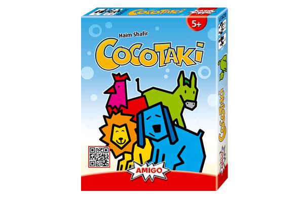 【メール便可】 カードゲーム・5歳~ アミーゴ(AMIGO) ココタキ