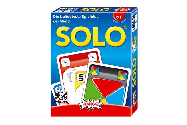 【メール便可】 カードゲーム・6歳以上 アミーゴ社(AMIGO) ソロ