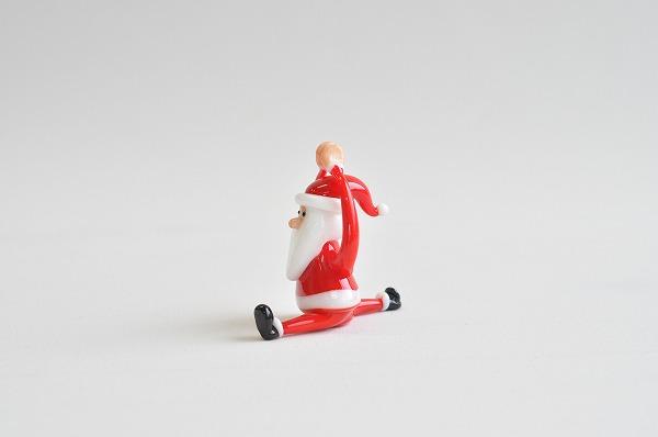 クリスマスインテリア カーサボニータ アートオブグラス社 ストレッチサンタ