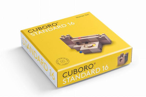 【予約受付中 2021年9月入荷予定】 キュボロ社(CUBORO) CUBOROスタンダード16