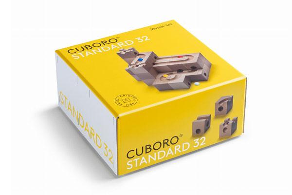 【予約受付中 2021年11月入荷予定】 キュボロ社(CUBORO) CUBOROスタンダード32