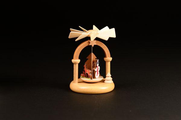 クリスマス・小さなウィンドミル・ザイフェン協会