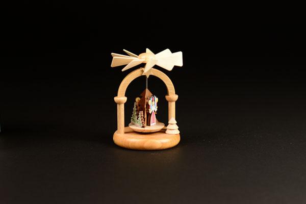クリスマス・小さなウィンドミル・天使