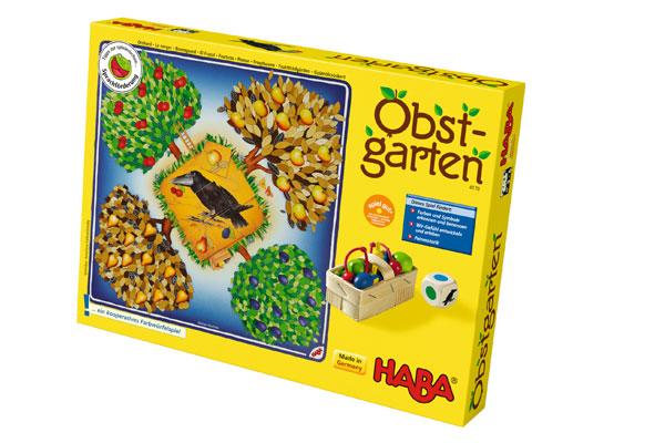 ゲーム・3歳~ ハバ社(HABA) 果樹園ゲーム
