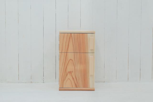 【完成品】 【発売記念限定3台特別価格】 オリジナルキッチン 木のおもちゃHANA ままごと冷蔵庫