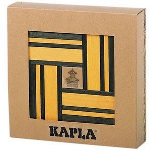 カプラ  KAPLA® ブック付きカラー 黄色セット