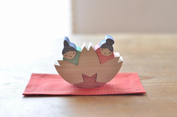 雛人形 遊プラン・小黒三郎 桜びな