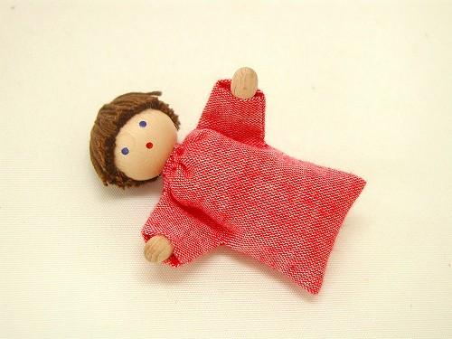 ドールハウス・人形 ヘアヴィック社 ドールハウス用人形・赤ちゃん