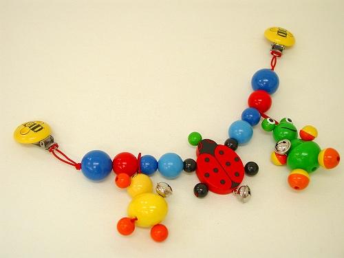 ベビーカーのおもちゃ ハイメス社(HEIMESS) べビーカーチェーン・ハーモニー