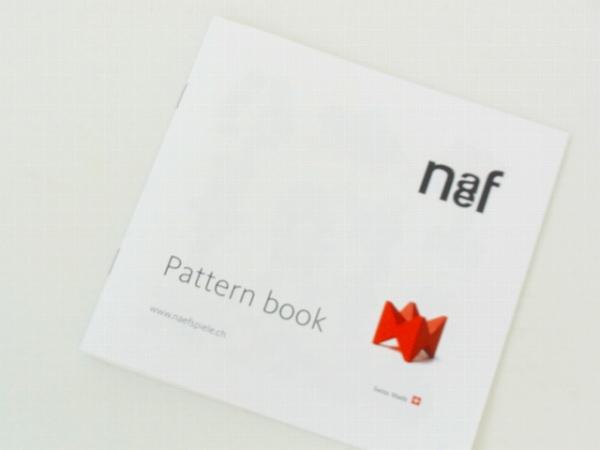 ネフ社(naef)  パターンブック