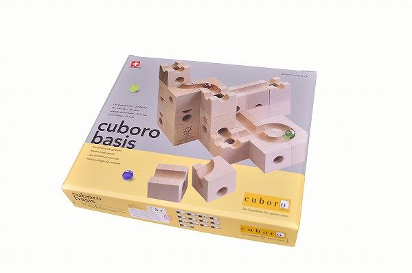 【次回入荷時期未定】キュボロ社(cuboro) cuboroベーシスセット