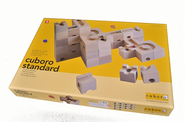 【次回入荷時期未定】キュボロ社(cuboro) cuboroスタンダード【動画あり】