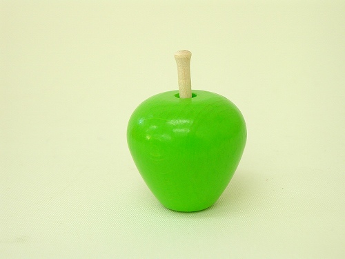 ままごと・食材 ハバ社(HABA) HABA・青りんご