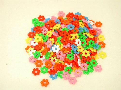ままごと・食材 花はじき