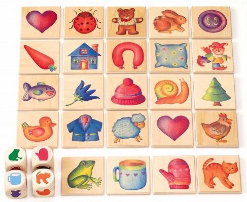 カードゲーム・4,5歳~ セレクタ社(Selecta) いそいでさがそう