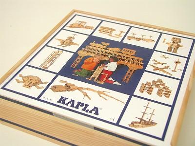 カプラ白木 カプラ(KAPLA) KAPLA カプラ100