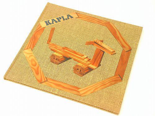 カプラ白木専用アートブック カプラ(KAPLA) KAPLAアートブック VOL.4 初級