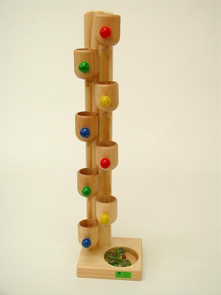 動きを楽しむおもちゃ べック社(BECK) ミニ・ローラーカップ