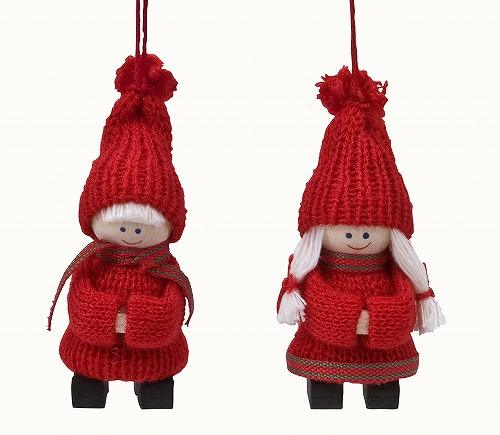 クリスマスオーナメント 森の妖精
