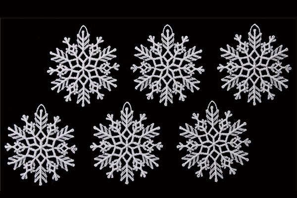 クリスマスオーナメント スティックサービス社(Stickservice Patrick Vogel) レースセット ダイヤモンドダスト