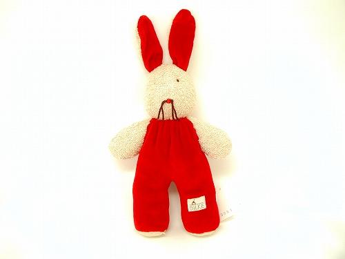 布のおもちゃ ケーセン社(KOSENER) ジルケ うさぎ