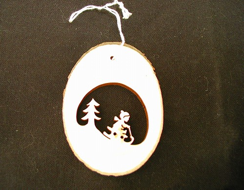 クリスマスオーナメント ヴァルトファブリック社(Waldfabrik) バウムオーナメント・ソリと少年