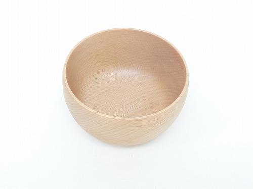 木の器 スープボール