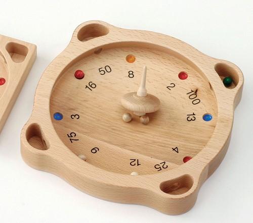 ゲーム・6歳以上 メスピ社(MESPI) チロリアン・ルーレット